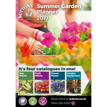 Suttons Summer Garden Planner