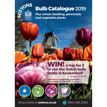 Order your Gardening Catalogue from Suttons - Suttons