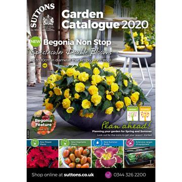 Suttons January Catalogue