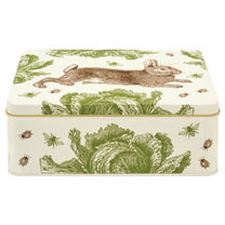 Rabbit & Cabbage Tin
