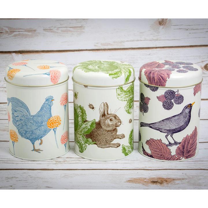 Rabbit & Cabbage Caddies (3)