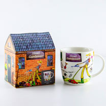 Head Gardener Mug in Giftbox