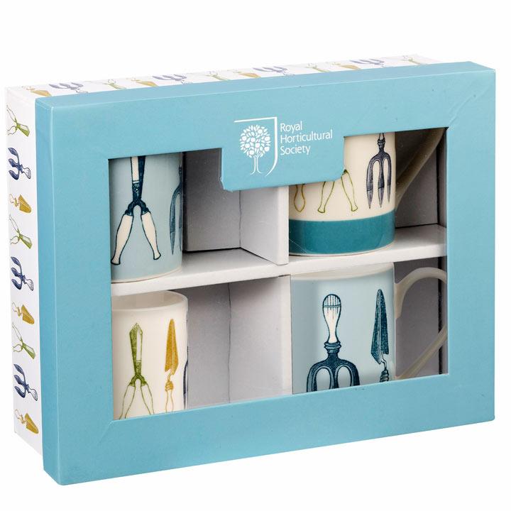 RHS 'Tools of the Trade' Mug Gift Set