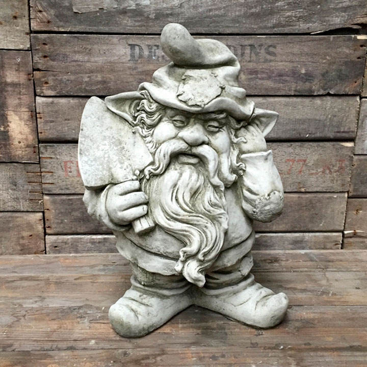 Gnome with Spade