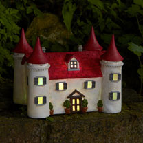 Elvedon Manor Solar Fairy House