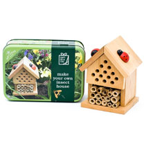 Build Your Own Bird Feeder & Insect House
