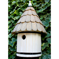 Dovecot Shaped Nester