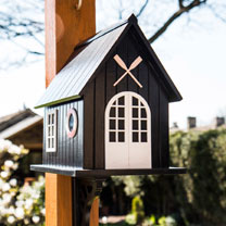 Boathouse Birdhouse