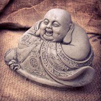 Round Buddha
