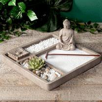 Zen Garden - Square