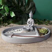 Zen Garden - Oval