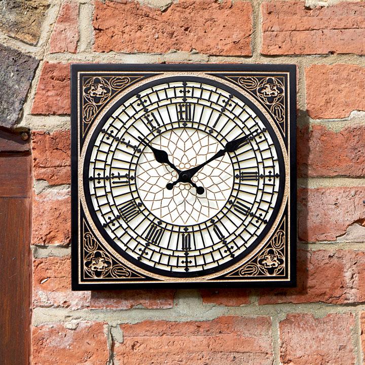 Little Ben Wall Clock
