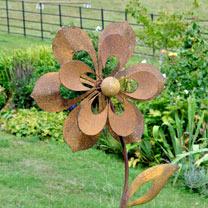 Flower Spinner