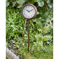 Hexham Stake Clock