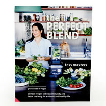 The Perfect Blend Book by Tess Masters