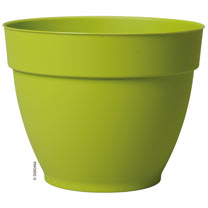 Ninfea Water Reservoir Planter 22cm - Lime