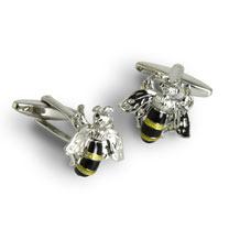 Cufflinks - Bees