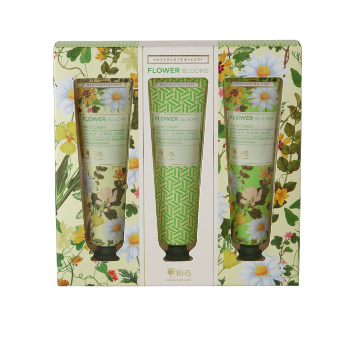 RHS Daisy Garlands Hand Cream