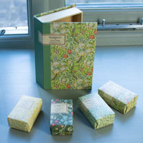 Morris & Co Golden Lily Guest Soaps Gift Box