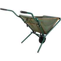 Foldable Wheelbarrow
