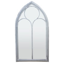 Church Outdoor Mirror