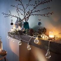 LED Bulb Chain Light