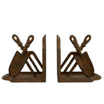 Garden Tool Bookends