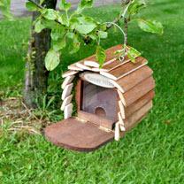 Wooden Squirrel Hotel