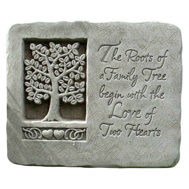 Family Tree Plaque