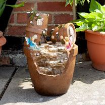 Fairy Pots Water Feature
