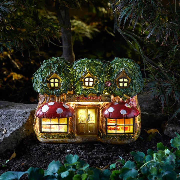Elfridges Fairy House