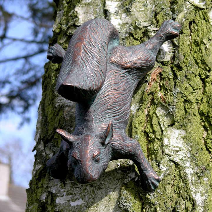 Squirrel Tree Ornament