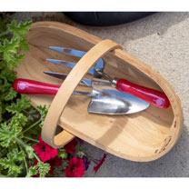 RHS British Bloom Collection - Trowel and Fork Gift Set