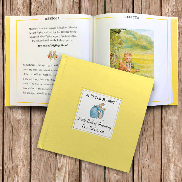 Peter Rabbit's Little Book of Harmony