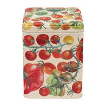 Tomato Tin - Biscuit / Tea Caddy