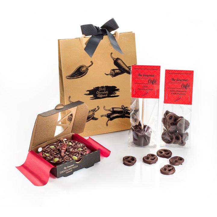 Chilli Chocolate Gift Set