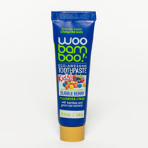 Kids 2 Pack Toothbrush & 1 x Bubble Berry Toothpaste