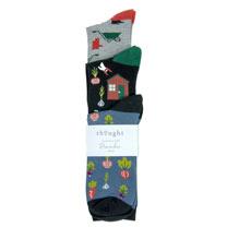 Socks Gift Box - Gardener's