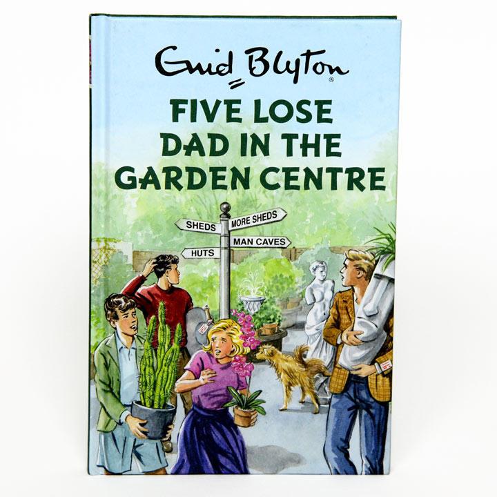 Five Lose Dad in the Garden Centre