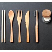 Bamboo Meal Kit