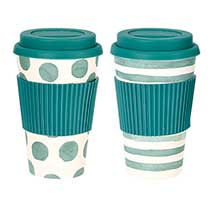 Travel Mug Twin Pack - Green