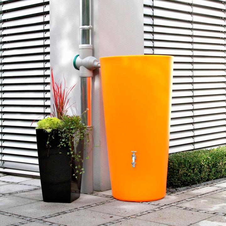 Rain Bowl Water Tank - Mango 210 Litre
