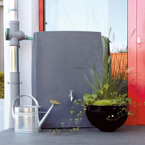 Noblesse Water Tank - Charcoal 275 Litre
