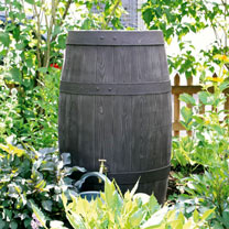 Barrique Water Tank - 250 Litre