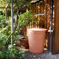 Tuscan Water Tank - 275 Litre