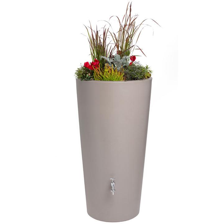 Rain Bowl Flower Water Tank - Mango 150 Litre