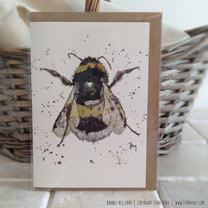 Bumble Bee Card Pack