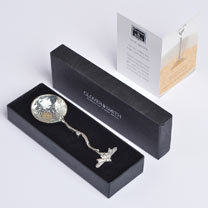 Bee Sugar Spoon
