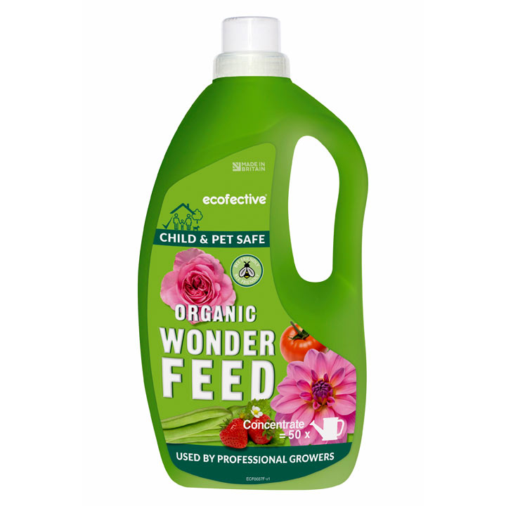 Organic Wonderfeed Concentrate Ecofective®