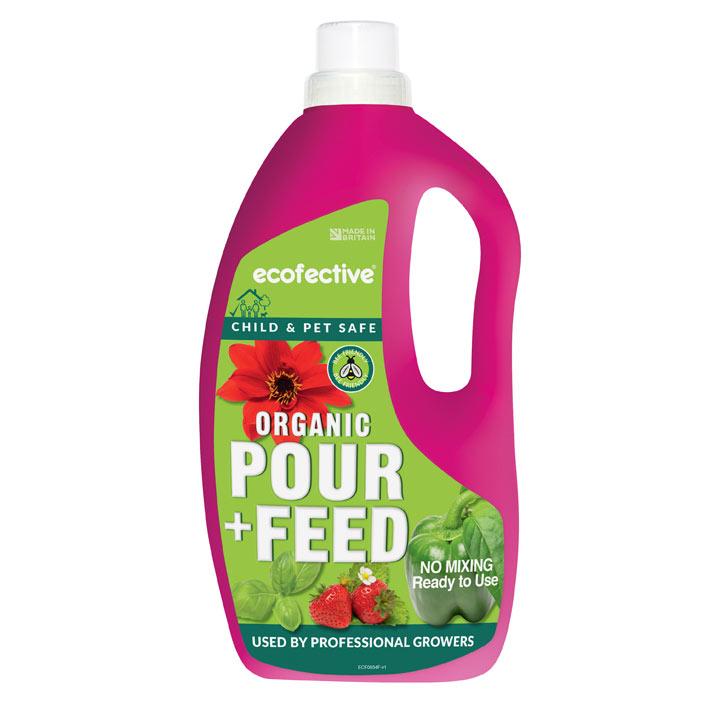 Organic Pour & Feed Ecofective®